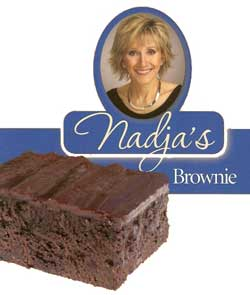 Nadja's Brownie - Healthy snackd fundraisers